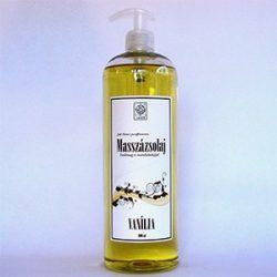 Jade Nature paraffinmentes masszázsolaj vanília 1000 ml