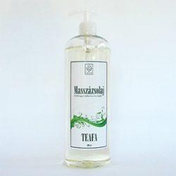 Jade masszázsolaj Teafa olajjal 1000 ml
