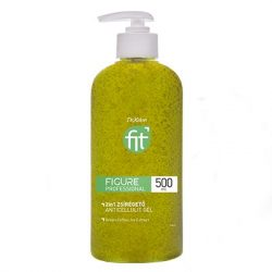 Fitness Figure 2in1 gél - karcsúsító + anticellulit gél 500 ml