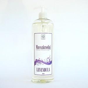 Jade masszázsolaj Levendula kivonattal 1000 ml